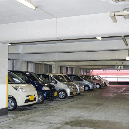 長崎スカイパーク・駐車場情報